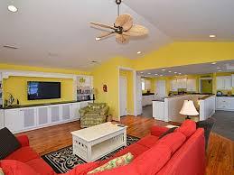 beach house open floor plans margaritaville beach house pool tennis homeaway kure beach