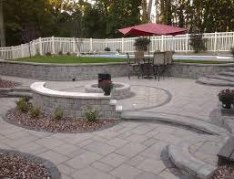 Flagstone Patio Installation Enthrall Design Charming Important Mabur Unforeseen Charming
