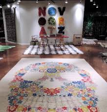 Atlanta Rug Market 12152016 Momeni Dedicates Space To Popular Novogratz Collection At