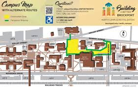 Suny Oswego Map Suny Brockport Campus Map Image Gallery Hcpr