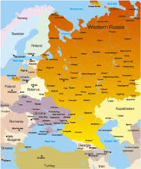 european russia map cities russia accommodation holidays beautiful europe
