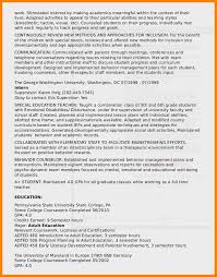 Sample Usajobs Resume by Usajobs Resume Template 4 Usa Jobs Resume Sample Warehouse