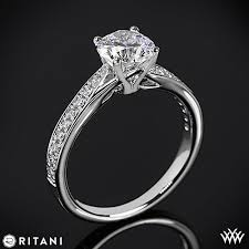ritani reviews ritani 1rz2490 modern diamond engagement ring 2249