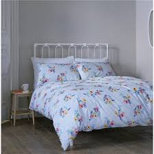 cath kidston painted posy duvet cover bed linen
