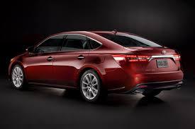 lexus ls vs toyota avalon all new toyota avalon priced from 30 990 automotorblog