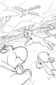 nala colouring sheet disney junior singapore