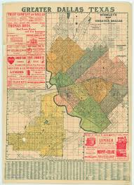 Paper Maps Texas Cities Historical Maps Perry Castañeda Map Collection Ut