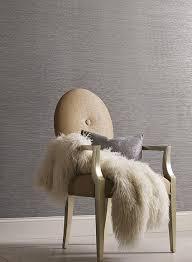 shining sisal faux grasscloth wallpaper in dark metallic navy by