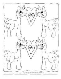 unicorn coloring pages for kids 7 best cartoon coloring pages images on pinterest coloring