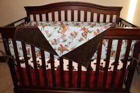 cowboy nursery bedding cowboy baby boy crib bedding barn dandy cowboy pony and barn