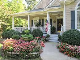Landscaping Front Of House by Download Flower Bed Ideas Front Of House Homecrack Com