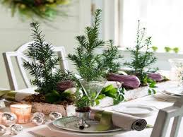 beautiful christmas centerpieces christmas wedding table