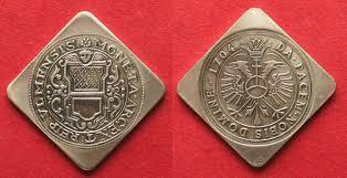 siege ulm 1704 ulm germany ulm gulden 1704 restrike ca 1970 siege coinage