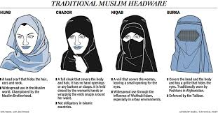 there are no rules u0027 a look at the niqab and other islamic