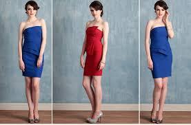 red bridal party dresses long dresses online