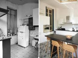 une cuisine en ville rénovation d une maison de ville à marseille par un architecte d