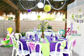 tinkerbell party ideas tinker bell party a to zebra celebrations