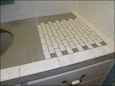 bathroom tile countertop ideas install tile laminate countertop and backsplash laminate