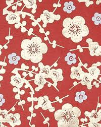 chinoiserie wrapping paper chinoiserie cherry blossoms midori eco luxury designer