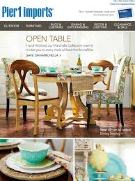 Open Table Rewards Pier 1 We Have An Open Table Milled