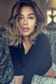 no effort medium length hairstyles for ordinary women over 50 with thin hair 27 pretty shoulder length hair styles shoulder length hair