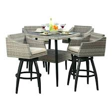 Patio Furniture Counter Height Table Sets Pub Height Patio Furniture Creative Of Outdoor Bar Table And
