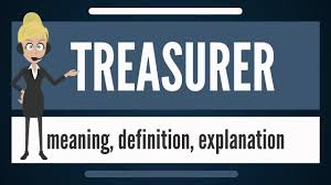 What Is The Meaning Of Bench What Is Treasurer What Does Treasurer Mean Treasurer Meaning