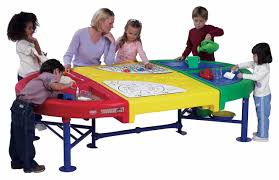 Little Tikes Lego Table Oval Learning Lab By Little Tikes Commercial