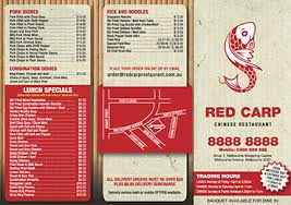 menu printing free menu templates for restaurants and cafes