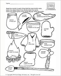 first grade language arts worksheets google search