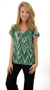 black u0026 white chevron blouse and mustard pants love love love 9