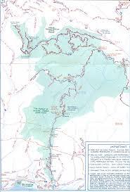 Tilden Park Map Map Of Nisene Marks Trails The Forest Of Nisene Marks State Park