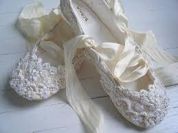 wedding shoes etsy ballet wedding shoes wedding corners