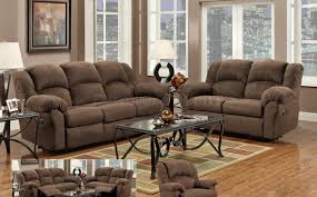 graceful design warmth modern living room furniture next to