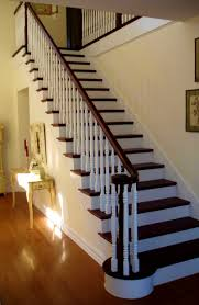 furniture astonishing wood staircase stair design ideas kit