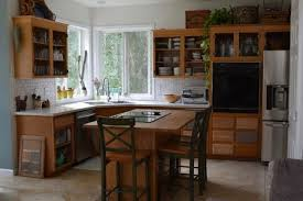 how to refinish wood kitchen cabinets without stripping what we learned from a forever project to refinish kitchen