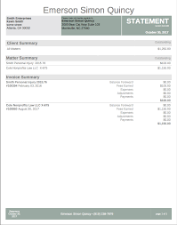 example of a invoice invoice and statement templates houdiniesq 2 0 support