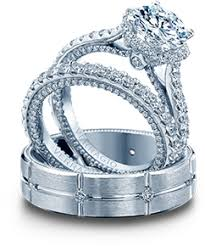 weding rings bridal ring sets verragio designer engagement rings and