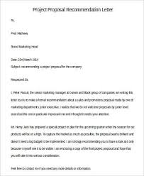 project proposal letter how to write a proposal letter example