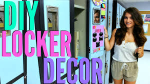 How To Make Locker Decorations At Home Great Locker Decorations From Cabcafeddcfd On Home Design Ideas