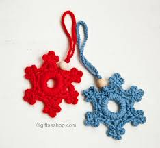 119 best snowflake images on crochet snowflakes