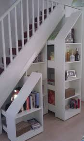 Small Space Stairs - awesome 65 wonderful storage ideas for small space https