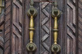 maniglie porte antiche maniglie delle porte antiche immagine stock immagine di