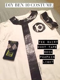 diy ben 10 halloween costume home blog