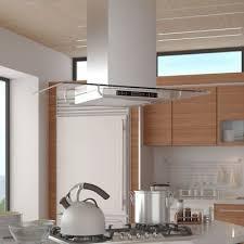 hotte aspirante verticale cuisine vidaxl hotte aspirante de cuisine pour ilot ultra moderne eur 164