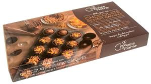 canapé en kit dessert canapes kit chocolateathome