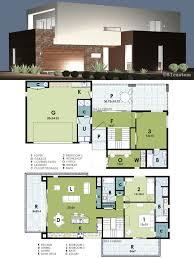 house plan ultra modern live work house plan 61custom
