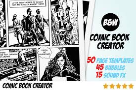 comic template creator 25 must have photoshop actions