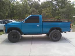 lifted nissan hardbody 2wd 1995 nissan pick up d21 u2013 pictures information and specs auto