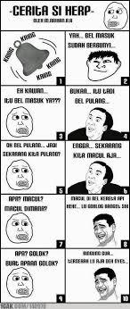 Meme Herp - komik si herp anangpedia